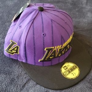 New Era Laker Hat